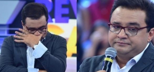 Geraldo Luiz critica famosos ao vivo em seu programa e o clima esquenta