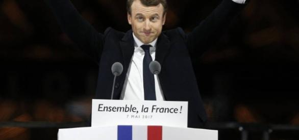 Pro-EU Macron wins France's presidency, dashing Le Pen's hopes ... - japantimes.co.jp