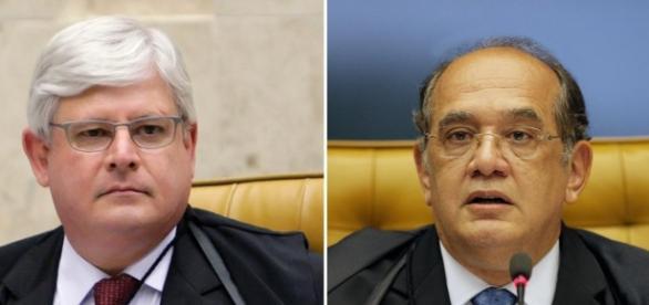 Rodrigo Janot faz solicitação contra Mendes no Supremo