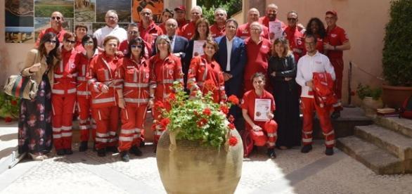 Sambuca di Sicilia, nuovo defibrillatore per la Croce Rossa