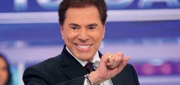 Silvio Santos bateu o carro esta semana
