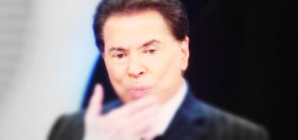 Silvio Santos e a acusação - Imagem/Google