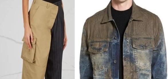 Você não vai acreditar no preço dessas roupas