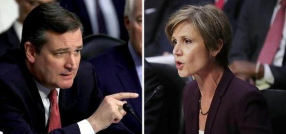 Watch Sally Yates go toe to toe with Ted Cruz over the immigration ... - businessinsider.com