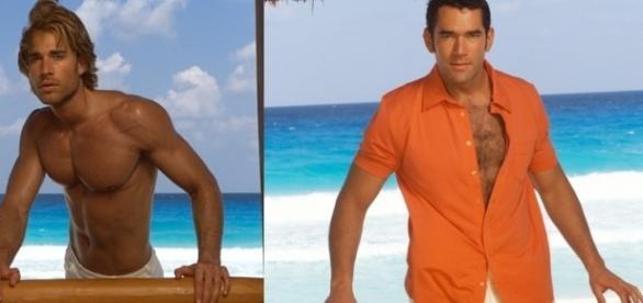 """Eduardo Santamarina, ator de """"Rubi"""" (à direita), é demitido pela Televisa"""