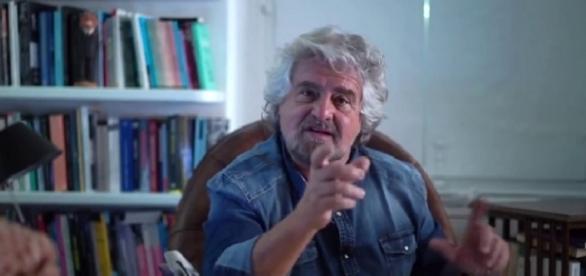 Beppe Grillo: il M5S chiede l'inserimento del premio di maggioranza nella nuova legge elettorale 'alla tedesca'