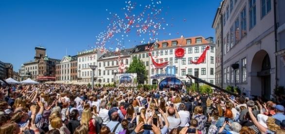 El corte de cinta de Dinamarca es otro logro en unos destacados 12 meses de crecimiento para la Iglesia