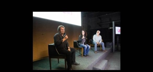 Em destaque, diretor global Luiz Henrique Rios, que se envolveu em polêmica, durante gravação de novela