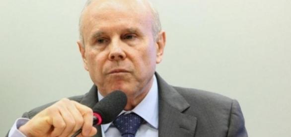 Ex-ministro da Fazenda, Guido Mantega