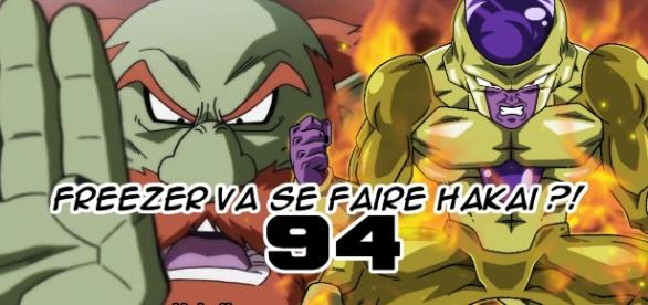 Freezer va-t-il se faire Hakai par Sidra le dieu de la destruction de l'univers 9 ?