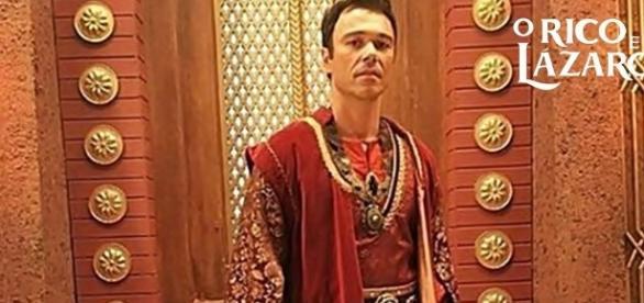 O vilão Nebuzaradã passa por cima de todos para se tornar rei