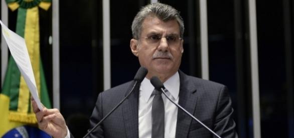 Romero Jucá fala sobre PEC polêmica das eleições diretas.
