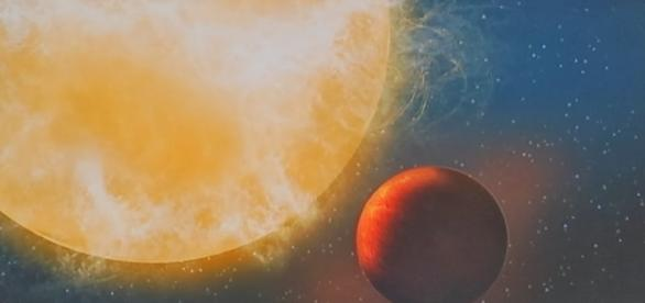 Se nos vienen los peligrosos residuos del cometa Encke