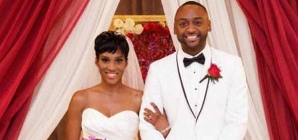 """Sheila and Nate get married on """"Married at First Sight"""" - Photo: Blasting News Library - inquisitr.com"""