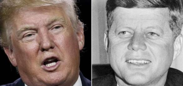 Trump vs. JFK: How similar is GOP nominee to Kennedy? - SFGate - sfgate.com