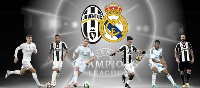 Juventus, 1 - Real Madrid, 4: O Real Madrid vence a Liga dos Campeões