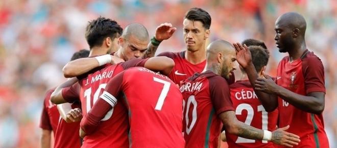 Portugal, 4 - Chipre, 0: Resumo do jogo
