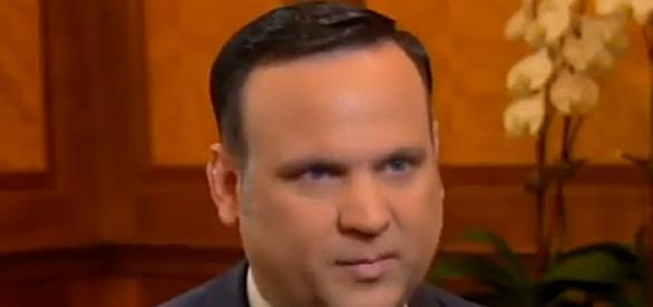 Dan Scavino Jr. is the WH Director of Social Media / Photo screencap from Almutaz Bur News Network / Fox via Youtube