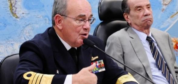 Almirante Eduardo Bacelar Leal Ferreira fala sobre a atual crise brasileira