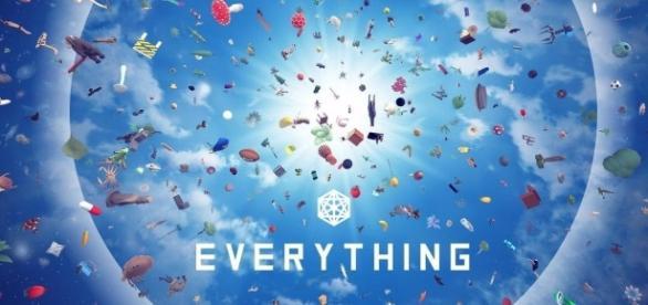 En 'Everything', puedes jugar como lo que sea: desde una partícula subatómica hasta universos enteros (via eurogamer.net)
