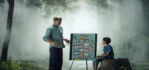 La educación es el motor de la sociead. Public Domain.