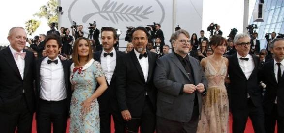 Mexicanos desfilan en la alfombra roja de Cannes - eldiarioangelopolitano.com