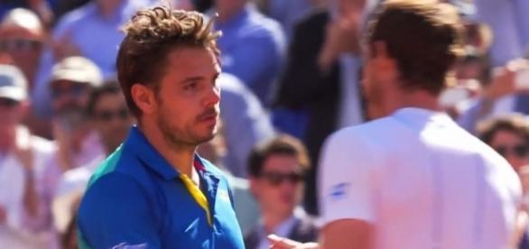 Wawrinka edges Murray in five sets, Roland Garros Youtube channel https://www.youtube.com/watch?v=vg3qzeW9he0