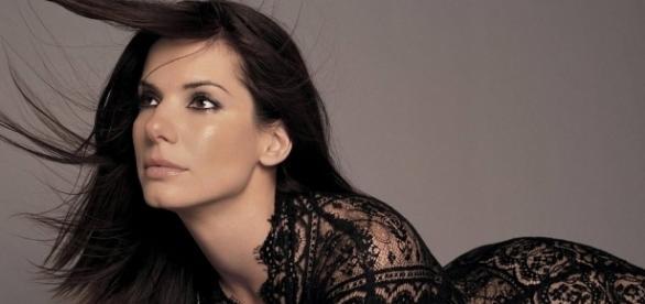 A talentosa e exuberante atriz norte-americana, Sandra Bullock