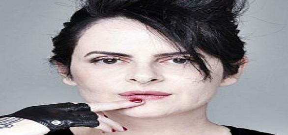 Fernanda Young fez ensaio fotográfico para a revista Playboy em novembro de 2009