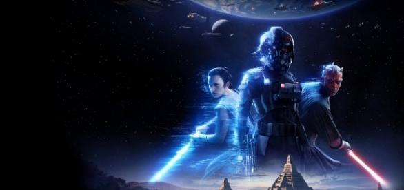 Imagen extraída del arte oficial de Star Wars Battlefront II.