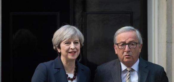 Jean-Claude Juncker's leak of his talk with Theresa May is ... - binkily.com