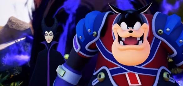 """""""Kingdom Hearts 3"""" has no release date in sight just yet, but a new trailer is set to arrive next month. (YouTube/スクウェア・エニックス)"""