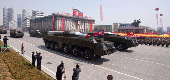 N Korea May Test Fire Mid-Range Missile Instead of ICBM Due to ... - sputniknews.com