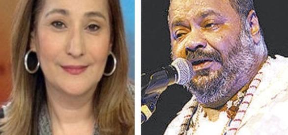 Sônia Abrão noticia morte erradamente - Google