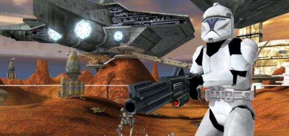 Star Wars Battlefront 2 - Image via VidGames/YouTube Screencap