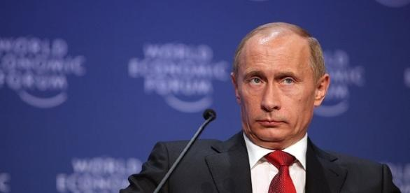 Vladimir Putin, Russia / CC BY-SA 2.0 World Economic Forum via Wikimedia
