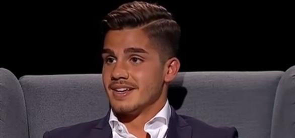 André Silva, attaccante del Milan