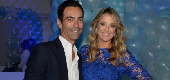 César Tralli e Ticiane Pinheiro vão casar