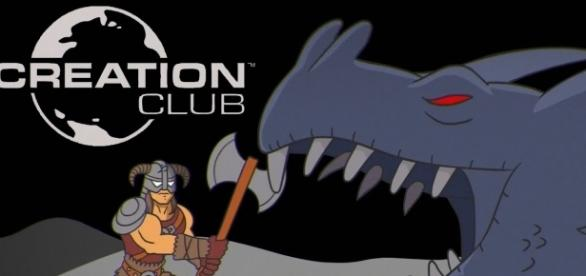 Creation Club for 'Skyrim' and 'Fallout 4' announced (GameplayOnly/YouTube)