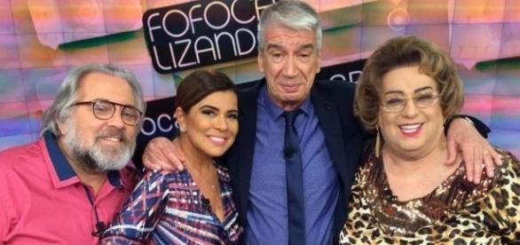 Diretor do programa 'Fofocalizando' foi vítima de um assalto em São Paulo