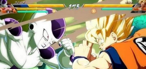 Dragon Ball Fighters : Un nouveau jeu DBZ en 2,5D sur PS4, Xbox ... - db-z.com