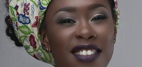 L'artiste musicienne camerounaise Yaili