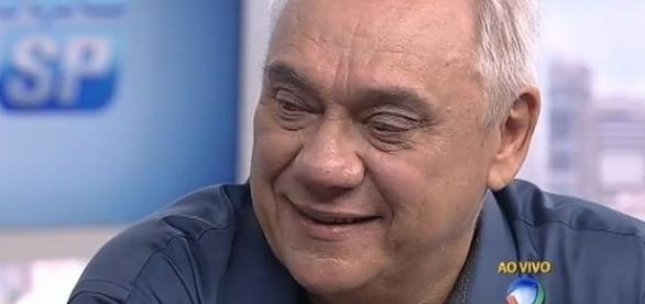 Marcelo Rezende está muito otimista