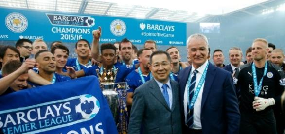 Ranieri l'auteur de l'exploi à Leicester proche de la Ligue 1