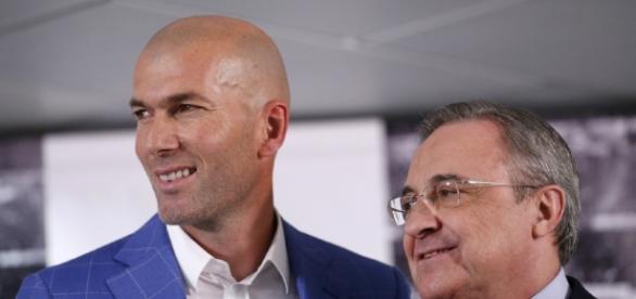 Real Madrid : Zidane et Pérez ne sont pas d'accord sur la question Verratti ! - sports.fr