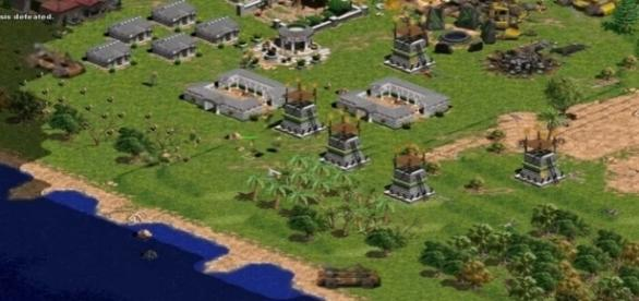 Taking a jump back to over 15 years ago to check out Age of Empires: Rise of Rome - YouTube via wowcrendor