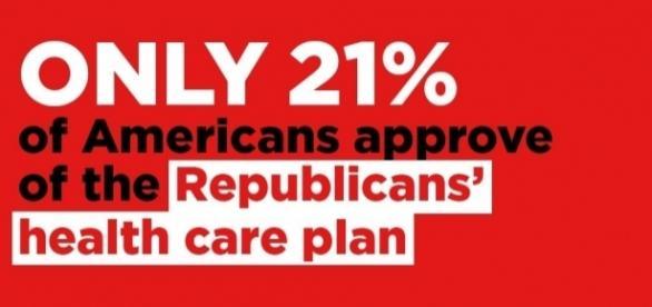 "The Democrats on Twitter: ""The GOP's cruel & discriminatory health ... - twitter.com"