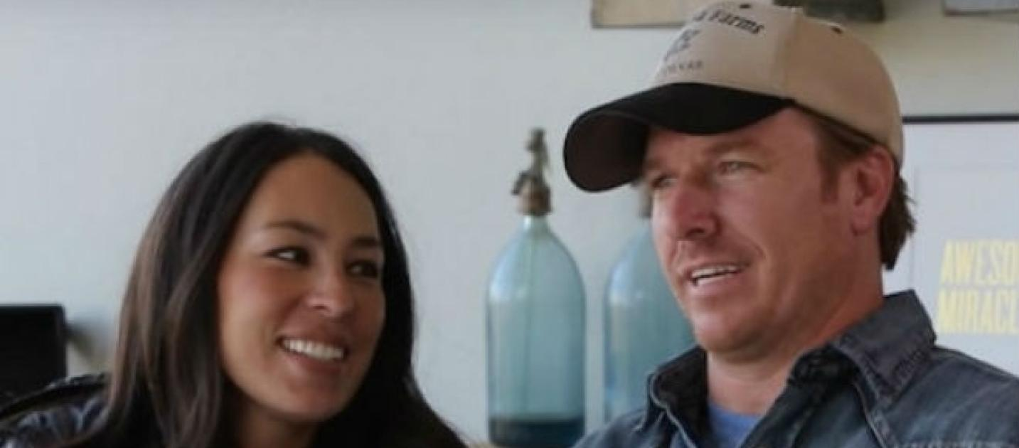 39 Fixer Upper 39 Faked Surprising Moments Chip And Joanna