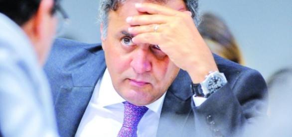 Advogado de Aécio Neves comunicou que o senador tem cumprido com a decisão do supremo (Foto: Reprodução)