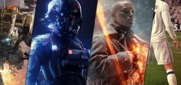 Conférence d'Electronic Arts à l'E3 2017